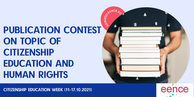Publication contest on topic of citizenship education and human rights