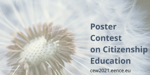 """Poster contest online citizenship education """"The Art of Living Online"""""""